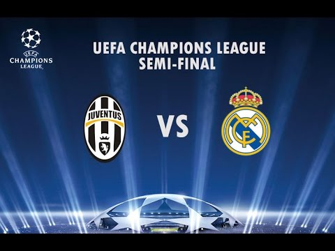 JUVENTUS – REAL MADRID 2015 UEFA CHAMPIONS LEAGUE