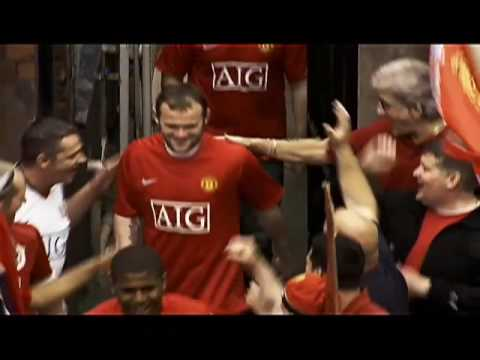"Commercial for Electronic Arts (EA) – ""EA – Manchester United vs. Real Madrid"""