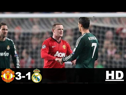 Manchester United vs Real Madrid 3-1 – All Goals & Extended Highlights – Champions Cup 02/08/2014 HD
