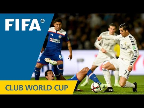 HIGHLIGHTS: Cruz Azul – Real Madrid (FIFA Club World Cup 2014)