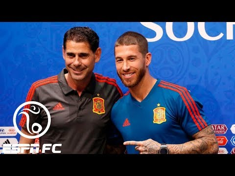 What are Spain's chances in 2018 World Cup after firing their coach? | ESPN FC