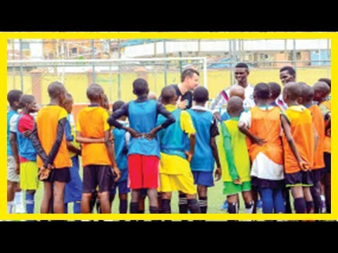 Breaking News | Nigeria: Real Madrid Foundation Soccer Clinic Resumes Today