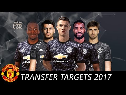 Manchester United – Top 12 Transfer Targets summer 2017