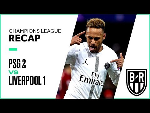 Champions League Recap: Paris Saint-Germain 2-1 Liverpool  Highlights, Goals and Best Moments