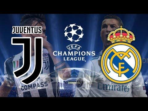 Juventus 0 – 3 Real Madrid Live Full Match!!! Reaction Stream!