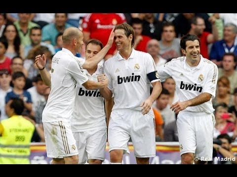 Real Madrid 3-2 Manchester United: FIESTA DE GOLES POR ÁFRICA