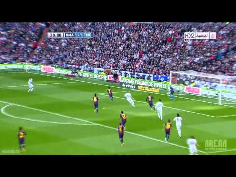 Real Madrid vs Barcelona 2-1 02-03-2013 LigaBBVA goals & highlights HD