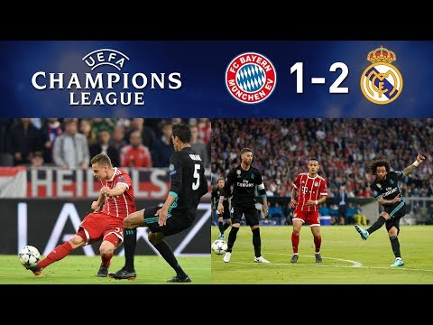 BAYERN MUNICH 1-2 REAL MADRID – RONALDO DIDN'T SCORE?!