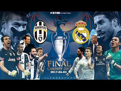 Juventus vs Real Madrid Promo – UEFA Champions League  – Final Cardiff  – 2017-06-03