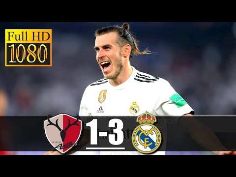 Kashima Antlers Vs Real Madrid 1-3 All Goals & Extended Highlights HD