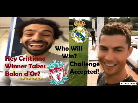 HOW LIVERPOOL & REAL MADRID PLAYERS REACTED TO REACHING THE UCL FINAL 2018 #KIEV