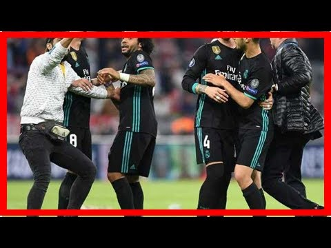 Breaking News | Champions League: Marco Asensio, Marcelo Score As Real Madrid Beat Bayern Munich 2-
