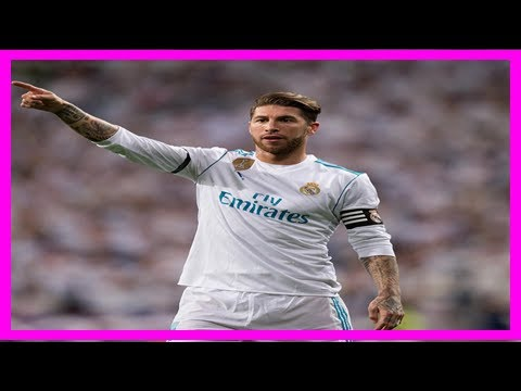 Breaking News | Cristiano ronaldo wrong about real madrid squad weakness, says sergio ramos