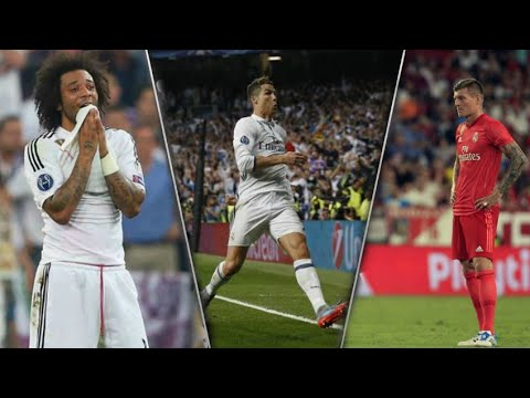 Where Is  Ronaldo To Save Real Madrid! – Real Madrid Without Cristiano Ronaldo