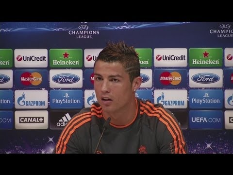 Ronaldo defends Gareth Bale – Real Madrid