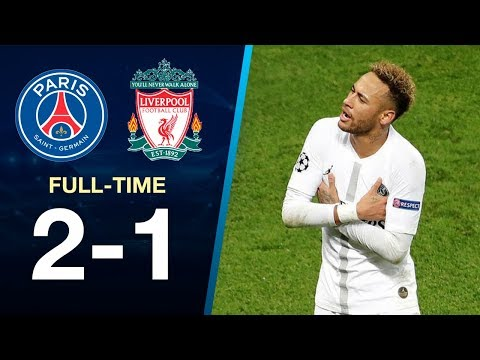 PSG vs Liverpool 2-1 All Goals & Highlights 28/11/2018