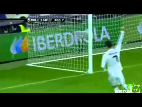 Real Madrid vs Levante 8-0 All goals Full Highlights 22-12-2010