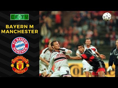 Bayern Munich vs Manchester United 1998/99 ( FULL MATCH )