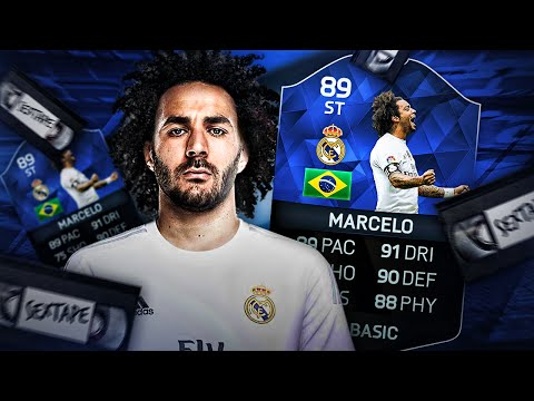 BYE BENZEMA STRIKER MARCELO FIFA 17 SKILL MOVE UPGRADE NEW REAL MADRID SQUAD! FIFA 16 ULTIMATE TEAM