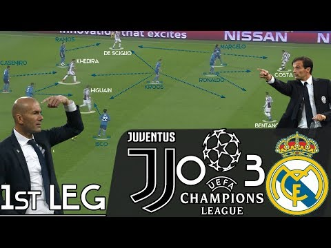 Zidane's Overlooked Tactical Masterclass Behind Juventus 0-3 Real Madrid EXPLAINED: Tactics Analysis