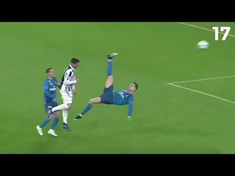 ⚽ LE BUT DE L'ANNÉE ? 🏆 (Cristiano Ronaldo vs Juventus)