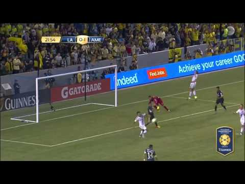 LA Galaxy VS Club America ( ICC 2015 ) [ FULL HIGHLIGHTS ]