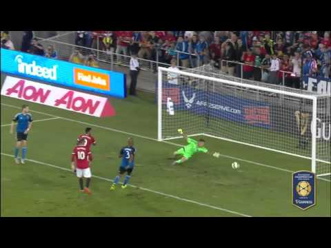 Manchester United VS San Jose Earthquakes ( ICC 2015 ) [ FULL HIGHLIGHTS ]
