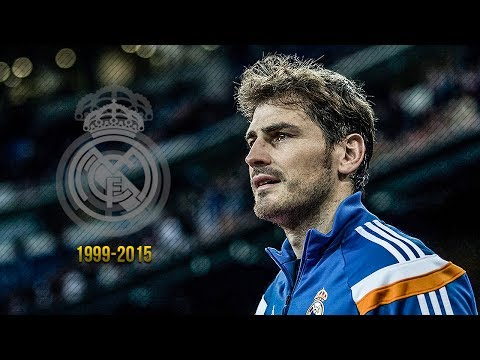 Iker Casillas – Craziest Saves ● Real Madrid 1999-2015 ● HD
