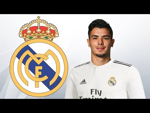 Brahim Diaz ● Welcome to Real Madrid 2019 ● Skills & Goals