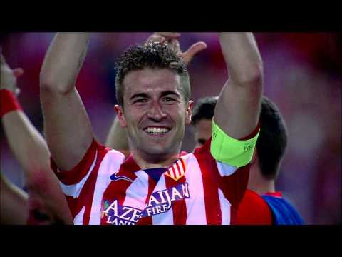 Real Madrid vs Atletico Madrid CL final 2014
