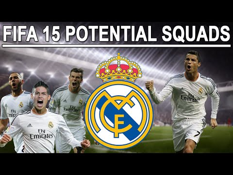 FIFA 15 | POTENTIAL REAL MADRID SQUAD | 2014/15 Transfer Rumours