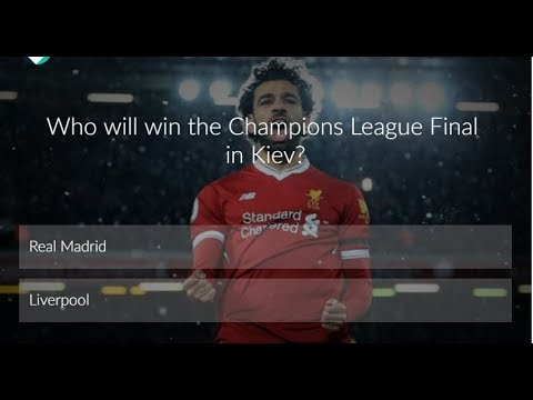 Real Madrid vs Liverpool: Champions League final 2018 prediction & See who will win this game
