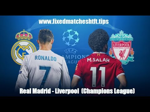 UEFA Champions League – Real Madrid-Liverpool Tips