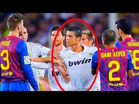 INCREÍBLES PELEAS 🔥 ROJAS DIRECTAS | REAL MADRID vs BARCELONA 👈