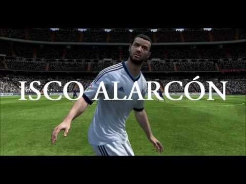 Isco Alarcon(Real Madrid) vs  New York Red Bulls