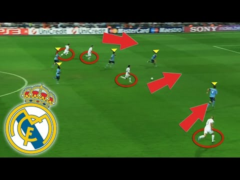 Real Madrid ● Masters of Counter Attack ● Crazy Counter Attacks | HD