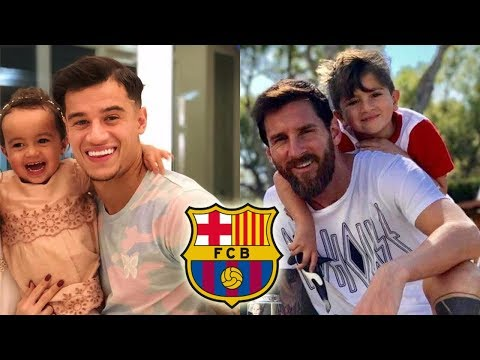 Barcelona Players Kids 2018 – Who Is Most Cute?