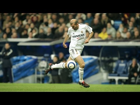 Best of Zidane – Real Madrid 2001-2006