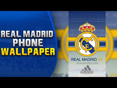Real Madrid iPhone Wallpaper (SpeedArt)