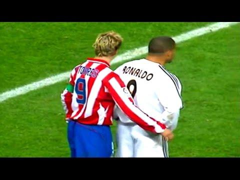 Real Madrid vs Atletico Madrid 2-0 – La Liga 2003/2004 – All Goals & Full Highlights