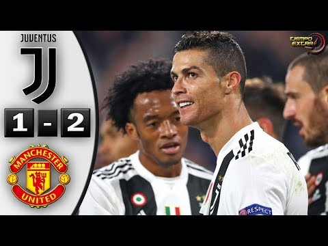 Juventus vs Manchester United 1-2 Resumen Highlights 07/11/2018