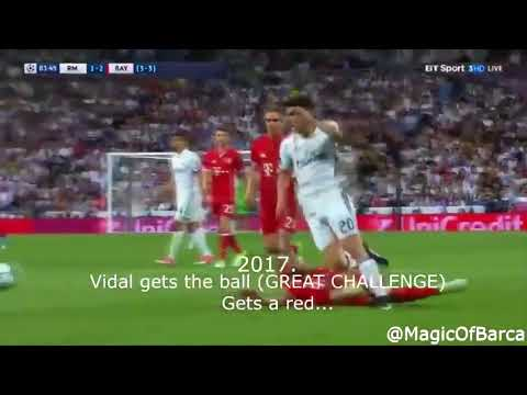 How the referee helped Real madrid in Uefa Champions League
