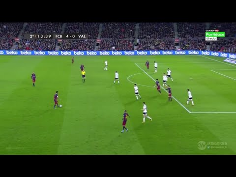 Barcelona vs Valencia 7-0 Extended Highlights [ Spanish Commentary ] Copa Del Rey 03.02.2016