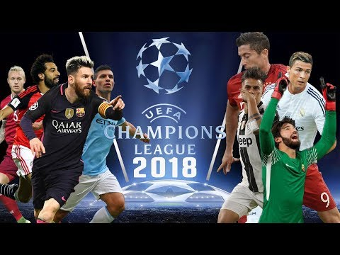 UCL Quarter Final Draw 2018 | UEFA Champions League | Top 8 Qualifiers ucl draw & match schedule