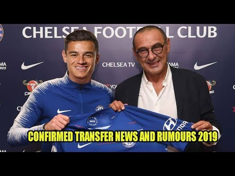 LATEST TRANSFERS NEWS CONFIRMED & RUMOURS JANUARY 2019 (COUTINHO AND MODRIC) #4