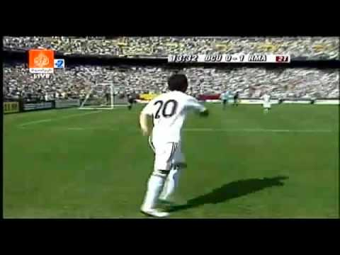 DC United 0-3 Real Madrid – Friendly match [9/8/2009]