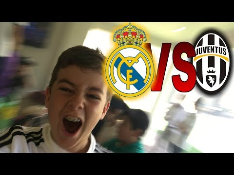 REAL MADRID VS JUVENTUS – LA MEJOR REACCION FINAL DE LA CHAMPIONS LEAGUE 2017 (Epic Vlog)