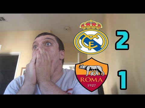 Real Madrid vs AS Roma(2-1) Marco Asensio + Bale Goals Reaction! 2018 ICC CUP