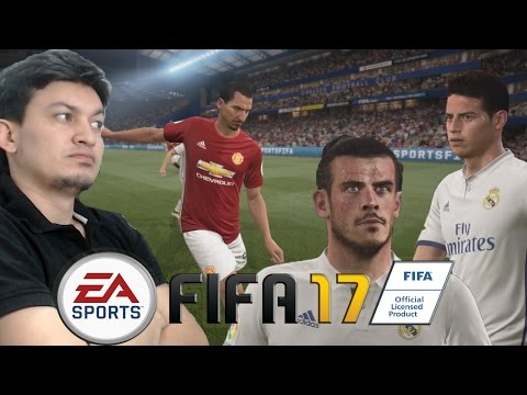 FIFA 17 Jugando a Lo PRO – Real Madrid Vs Manchester United – POR FIN