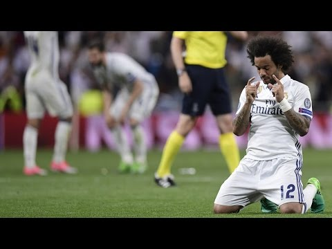 Marcelo vs Bayern Munich 16-17 HD 1080i (18/04/2017) – English Commentary